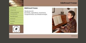 Musikunterricht Freese